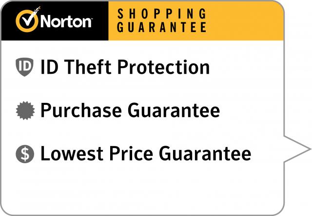 Norton Shopping Guarantee Info