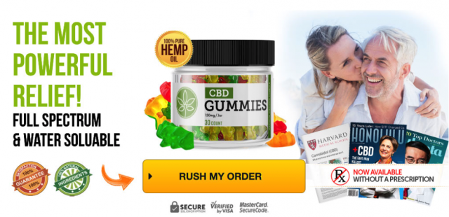 CBD Gummies Offer