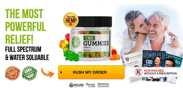 CBD Gummies Offer