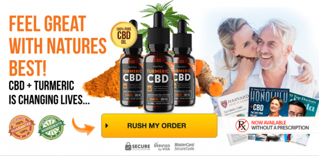 CBD Turmeric Offer